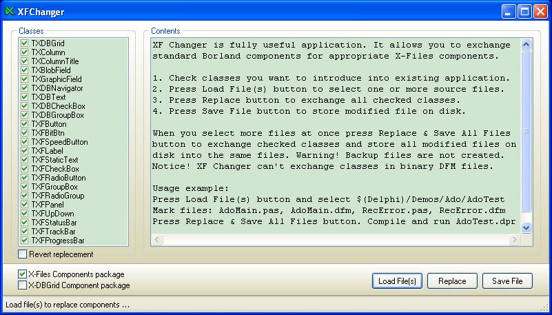 X-Files Components - Gradient Controls for Embarcadero